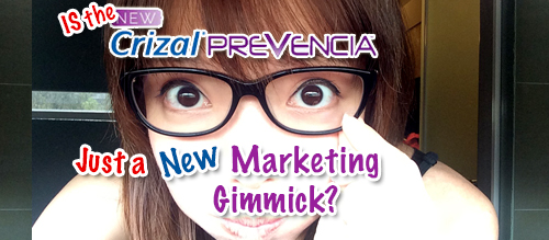 Crizal Prevencia Lens Put to Test